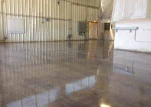 Industrial Facility Floor